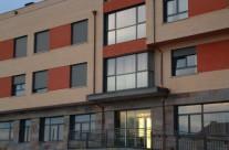 Benilde Fachada (Residencia en el Burgo de Osma)