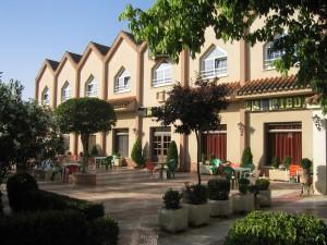 Ntra. Sra. de la Piedad Fachada(Residencia en Quintanar de la Orden, Toledo)