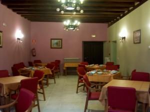 El Palacio Comedor (Residencia en Vinuesa)