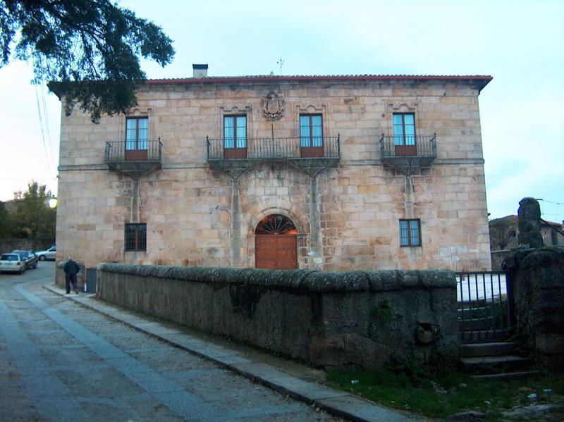 Palacio exterior