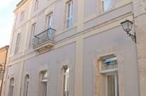 Ntra. Sra. del Carmen Fachada (Residencia en el Burgo de Osma)