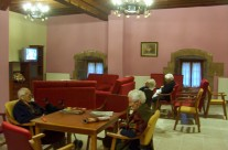 El Palacio Salón (Residencia en Vinuesa)